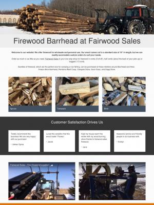 Fairwood sales