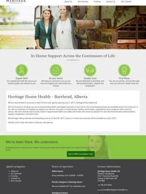 Heritage Home Health
